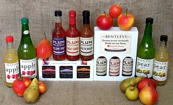 Bentleys Delicious Juices, Sauces and Relishes