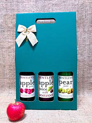 Bentleys Juices gift box